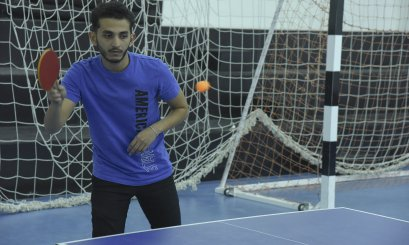 Al Ain University organised the Table Tennis Championship