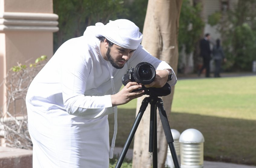 Photography competition with Al Ain Rotana
