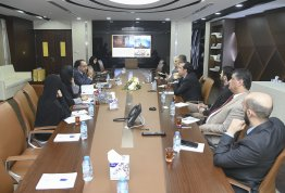 Meeting with Department of Culture and Tourism