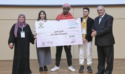 """Ashbal Al Quds"" won the First place in the Scientific Competition for the third time"